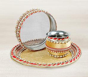 Karwa Chauth Thali Gift