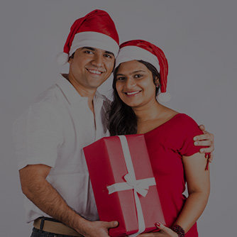 Send Christmas Gifs for Wife