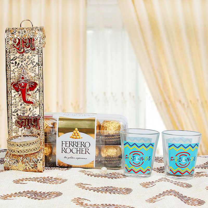 Wall Hanging, Diya & Ferrero Pack