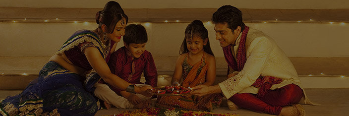 Send Diwali Gifts for Family