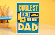 Fathers Day greeting gifts