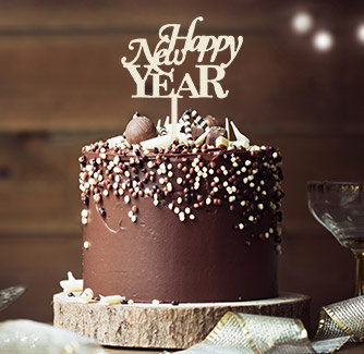 Send New Year Cake