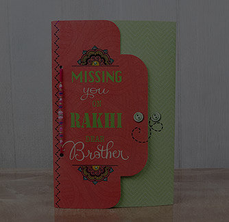 Rakhi With Card