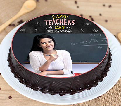 Teacher's Day Cakes