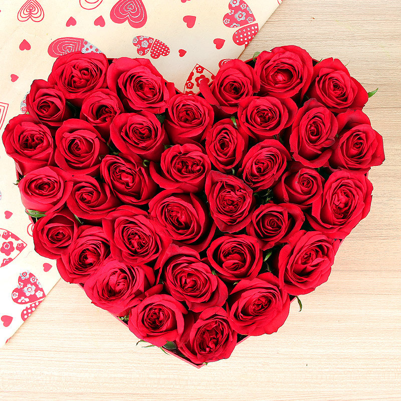 35 red roses - Part of Fancy Love