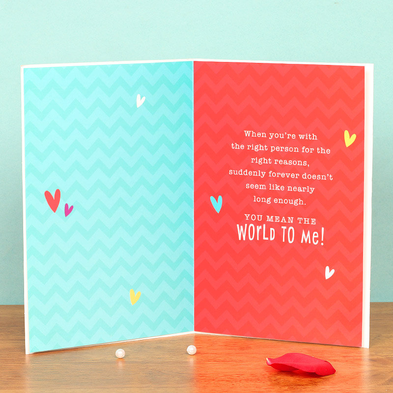 Valentines Day Greeting Card Combo