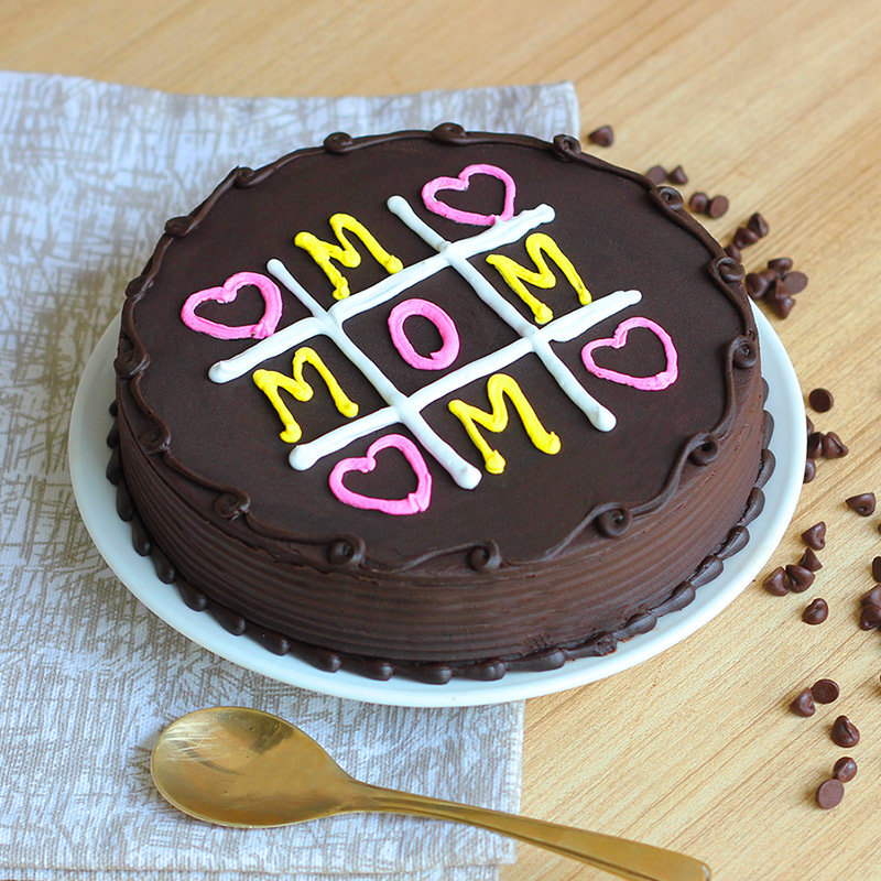 Chocolate Cake for Mothers Day