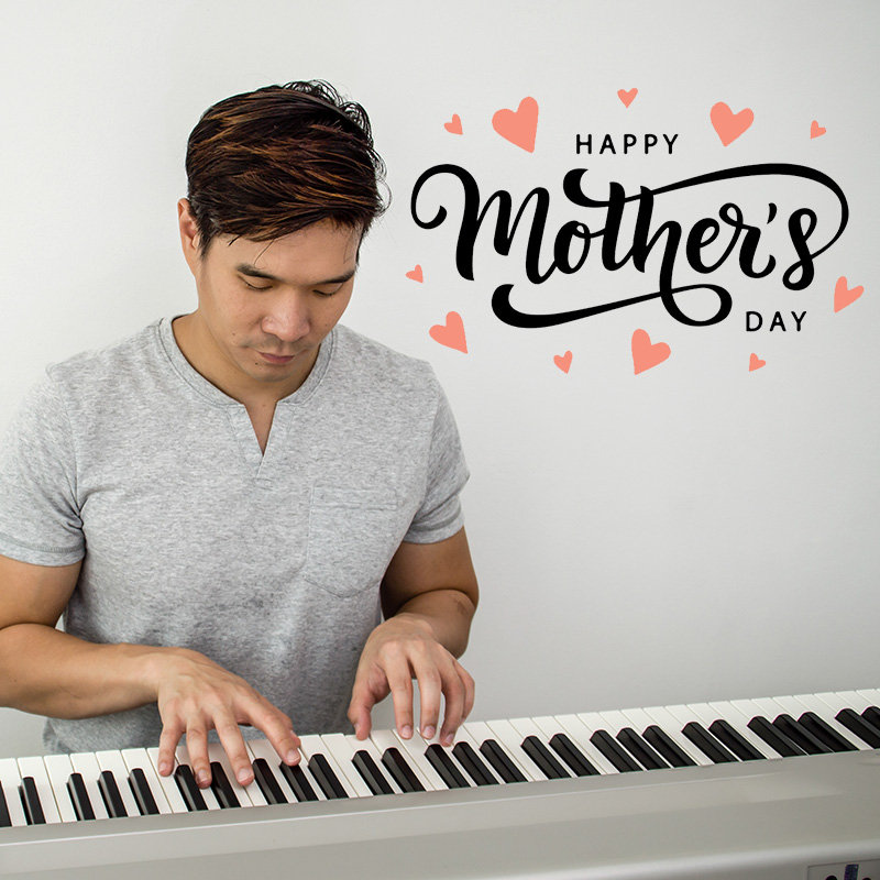 Mothers Day Song On Piano