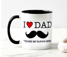 Personalized Mug for Fathers Day