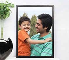 Personalized Photo Frame For Fathers Day