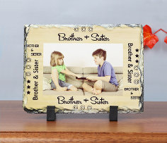 Rakhi with Photo Frame