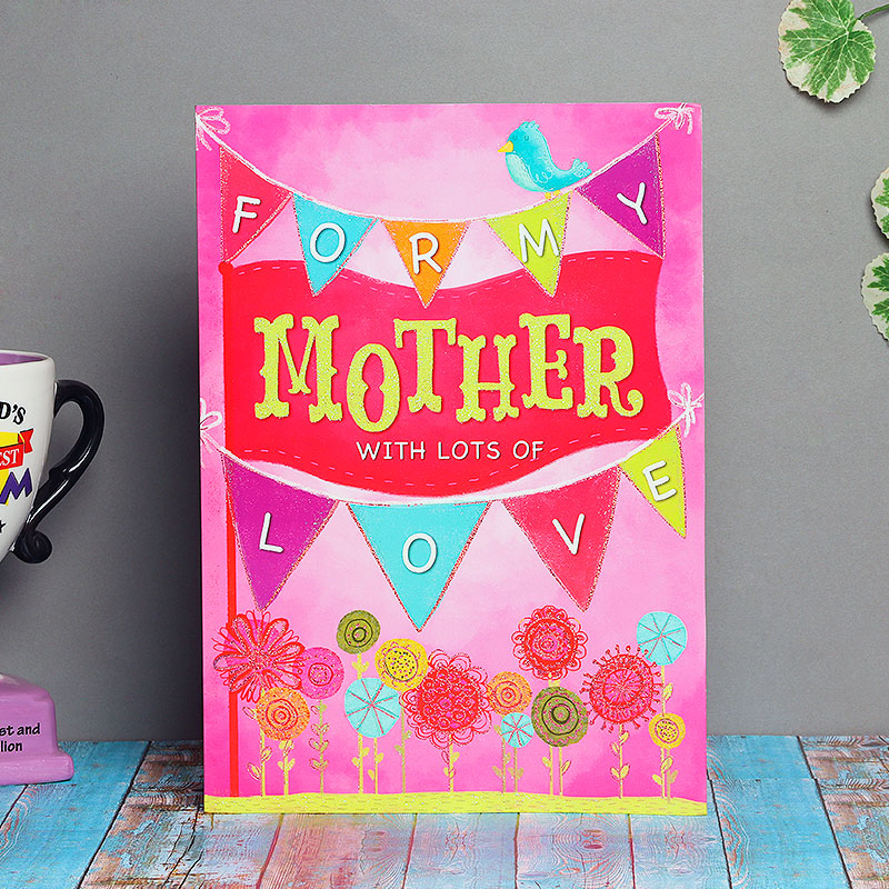 Sensational Order Special Card For Special Mother Gift Online Price Rs 349 Funny Birthday Cards Online Fluifree Goldxyz
