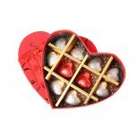 Heart Shaped Assorted Handmade Chocolate Box