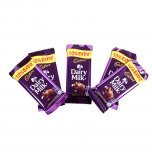 5 Dairy Milk Chocolates 13g each