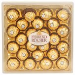 24 ferrero rocher chocolate gift to India: big chocolate pack