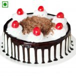1/2 Kg Blackforest Cake Eggless