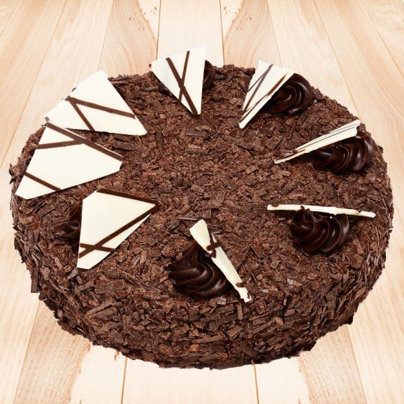 Appealing Alpine Chocolate Cake