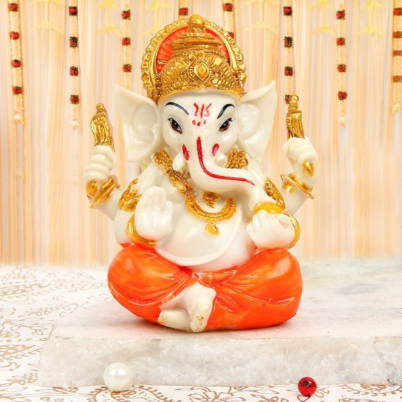 A Lovely Ganesha Idol for Home Decor