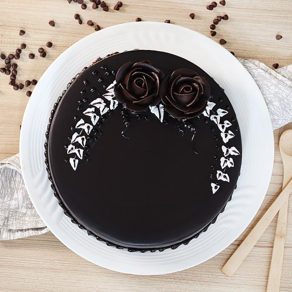 Designer Chocolate Cake