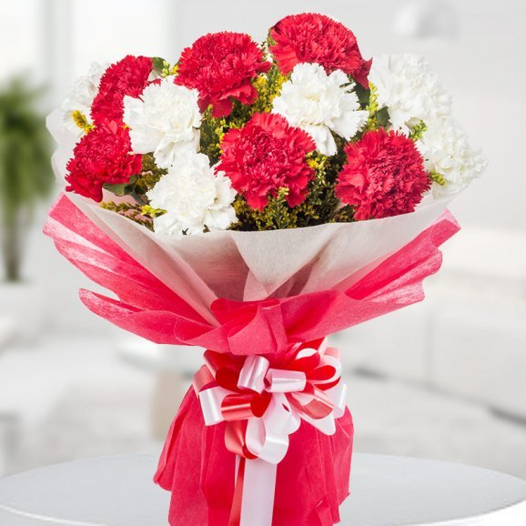 Christmas flower delivery in India