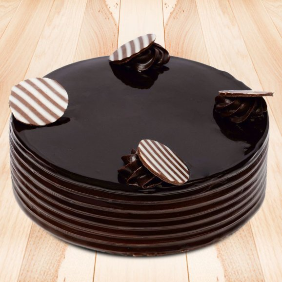 Chocolate Luxury - A Chocolate Cake