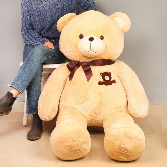 A Big Teddy