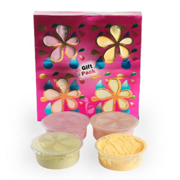 Herbal Colours Gift Pack