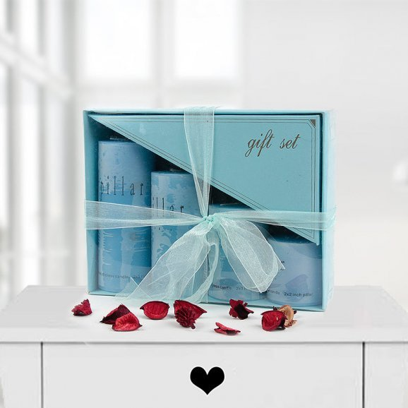 Candles Gift Set
