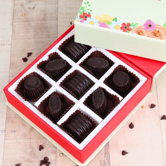 Chocolate Classiques - A Box of Handmade Chocolates