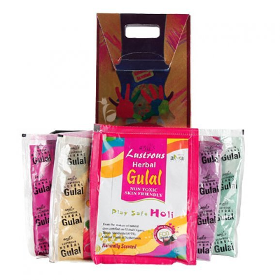 Special Herbal Gulaal Pack
