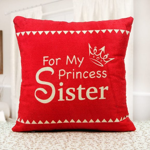 A Special Note Sister Cushion