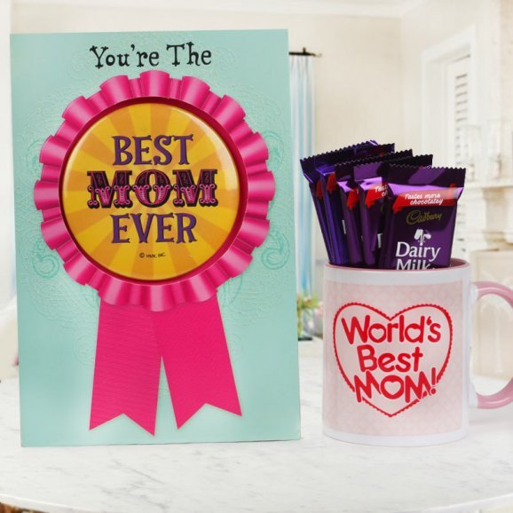 best mom title - A combo gift for Mother