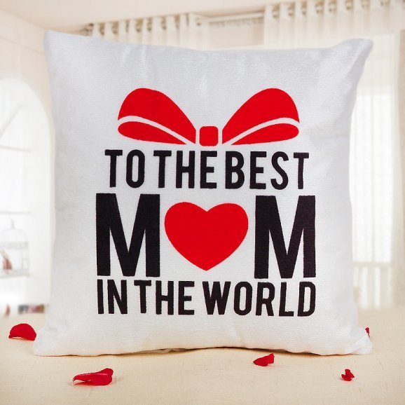 Best Mommy in The World Cushion
