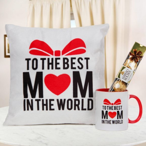 Best Mommy in The World Combo