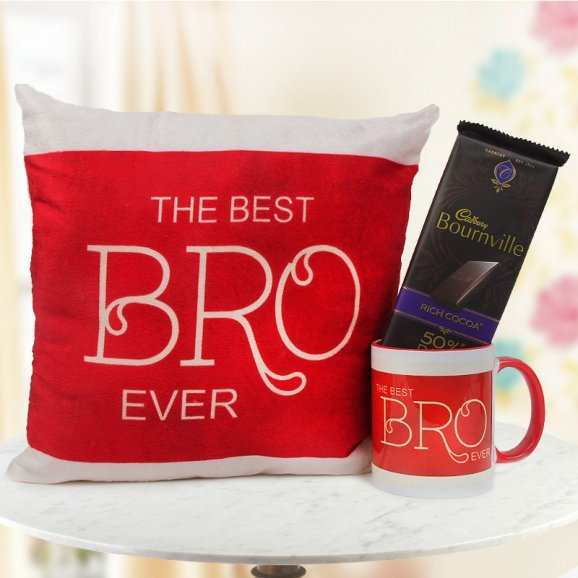 Gift brotherly affection to your brother