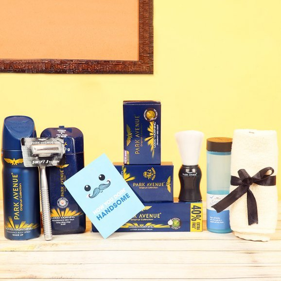 Park Avenue Grooming Accessory for Father's day
