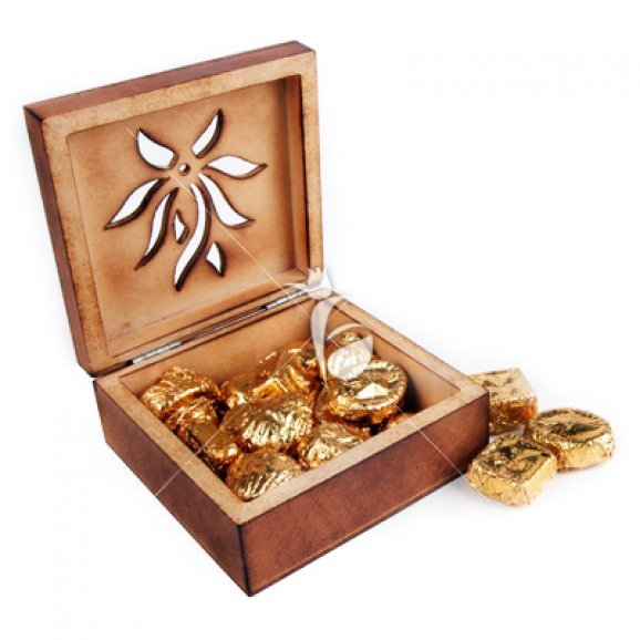 Chocolate Antique Box