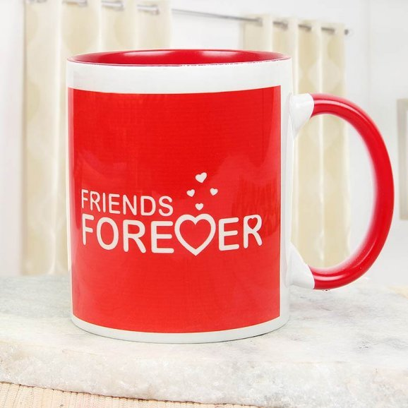 Close to the Heart Friendship Day Mug with Front Side View