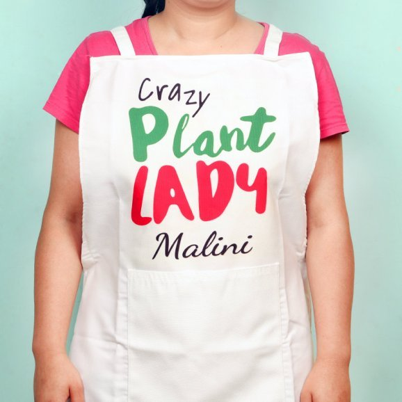 Personalised Apron for Mom