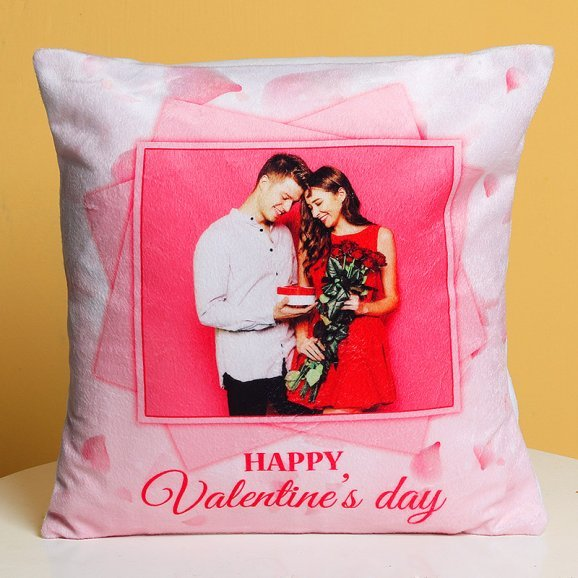 Personalised Cushion for Valentines Day