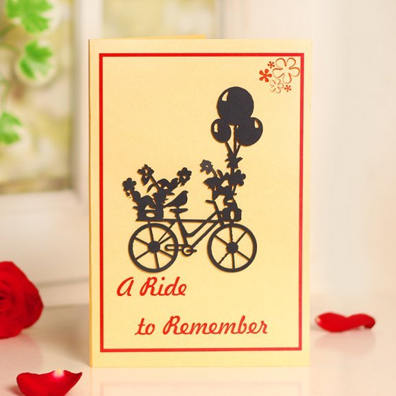Everlasting Smile - A 3D Love Greeting Card