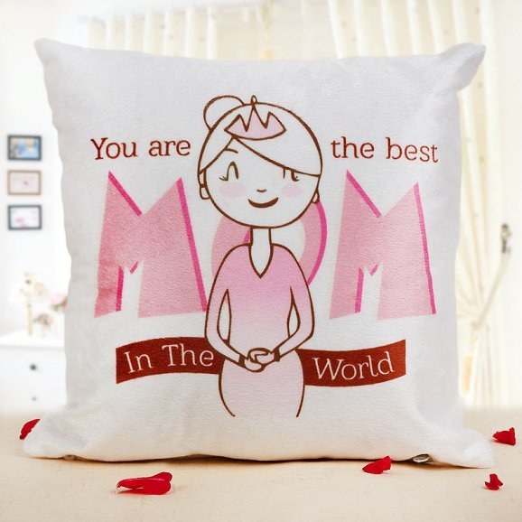 Fashionista Mom Cushion