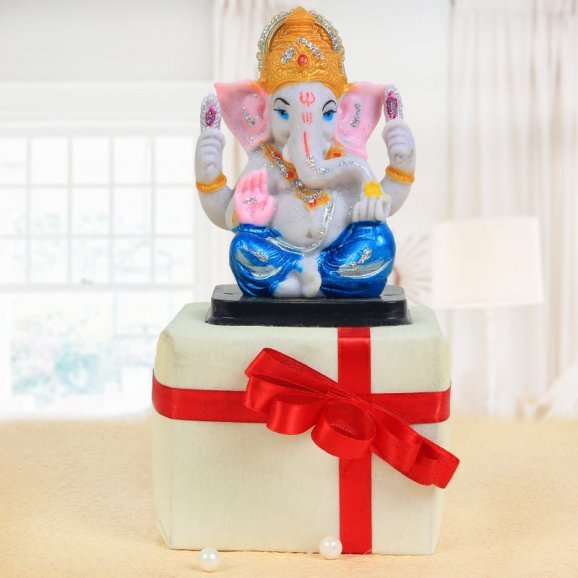 ganesha blessings - A God idol to gift on any occasion