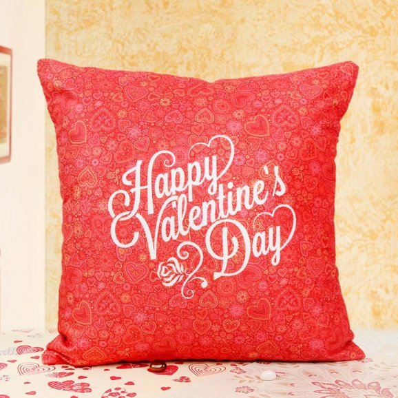 Valentines day special cushion