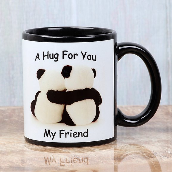 A Personalised Friendship Day Mug