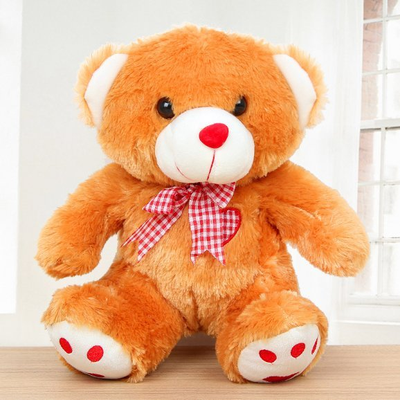 12 inch brown teddy - Part of Irresistible Love