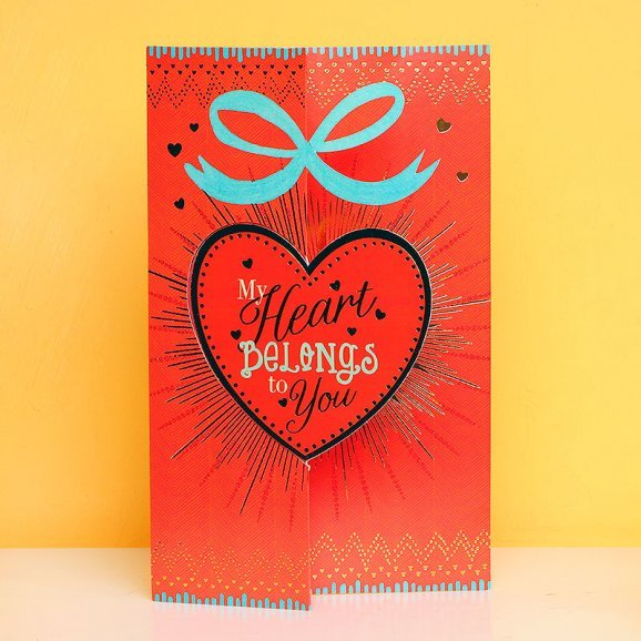 Lifetime Commitment - Love Greeting Card