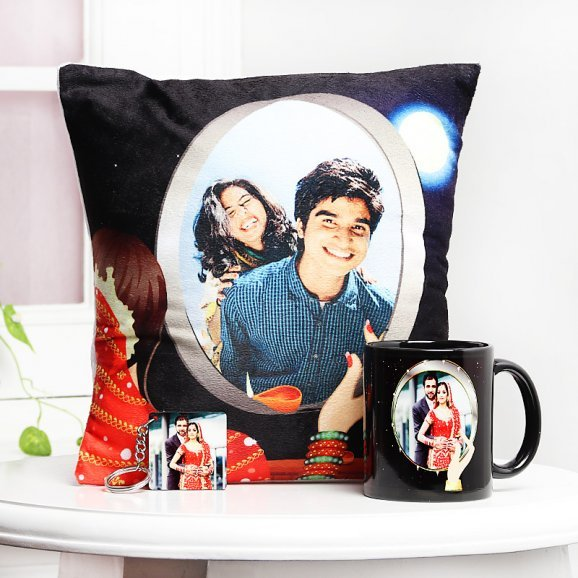 Personalised Gift Combo for Karwa Chauth