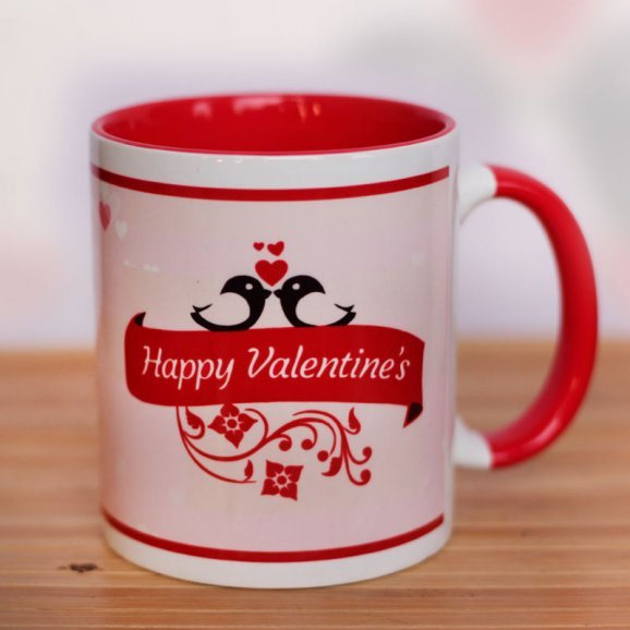 Love Overloaded Mug for Valentine
