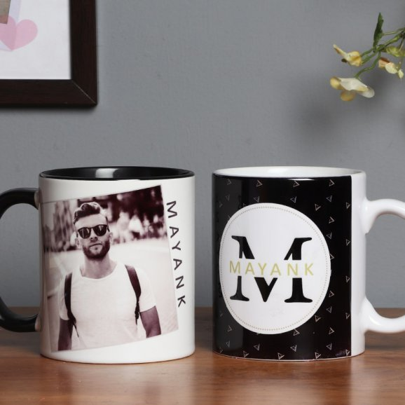 Love Piece - A Personalised Mug